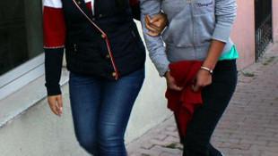 PKK'nın kadın yapılanmasına operasyon: 8 gözaltı