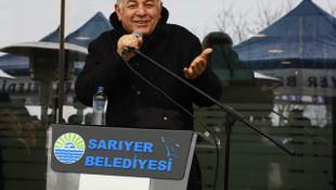Sarıyer Belediye Başkanı Genç'e skandal iftira!