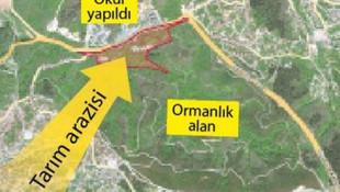 İstanbul'daki tarım arazisi de imara açıldı