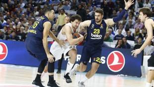 THY Euroleague'in 25. haftasında Türk takımları 3'te 1 yaptı