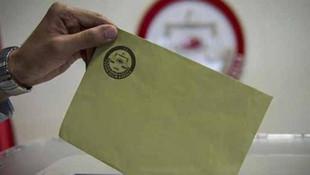 Son seçim anketinden 6 puan fark çıktı
