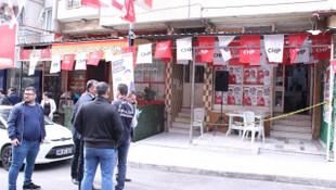 CHP'nin seçim ofisine silahlı saldırı: Yaralılar var
