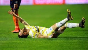 Fenerbahçe'de Mathieu Valbuena şoku