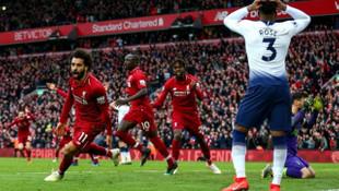 Liverpool 2 - 1 Tottenham