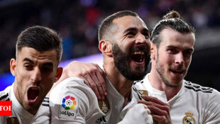 Real Madrid 3 - 2 Huesca