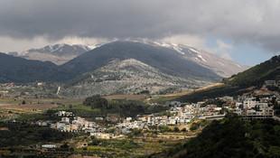 İsrail Golan Tepeleri'ne ev yapıyor