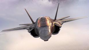 Dünya şokta ! ''Süper uçak'' F-35 denize düştü