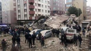 Kartal'da çöken binayla ilgili iddianame kabul edildi
