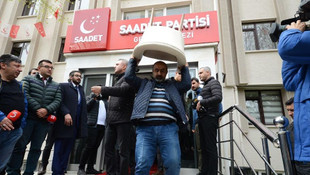 Fatih Erbakan'dan Saadet Partisi'ne icra