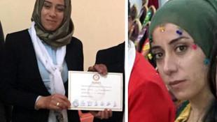 HDP'nin örgüt üyeliğinden 7,5 yıl hapis cezası alan adayı mazbatasını aldı