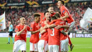 Avrupa Ligi'nde müthiş maç! Felix şov yaptı