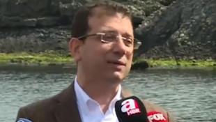 Ekrem İmamoğlu A Haber'in yayınlamadığı sözlerini açıkladı