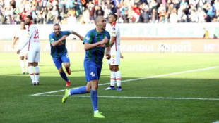 Çaykur Rizespor 1 - 0 Göztepe