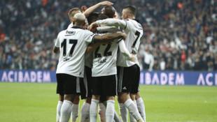 Beşiktaş 2 - 1 Başakşehir