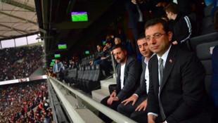 Ekrem İmamoğlu'ndan Beşiktaş taraftarına övgü