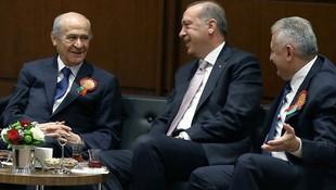 MHP lideri Bahçeli: ''Kankama laf söyletmem''