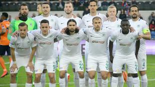 Atiker Konyaspor'un galibiyet hasreti 10 maça çıktı