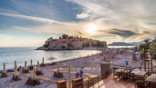 Montenegro Karadağ'da  yaşamak