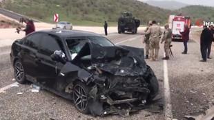 Diyarbakır-Bingöl kara yolunda kaza: 5 ölü, 4 yaralı