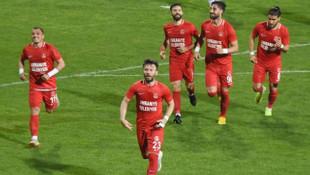 Altınordu 1 - 2 Ümraniyespor (Spor Toto 1. Lig)