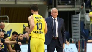 Zeljko Obradovic: Euroleague'de çok net bir hedefimiz var