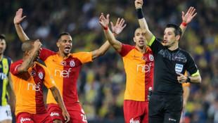 Fenerbahçe-Galatasaray derbisinin VAR konuşmaları ortaya çıktı!