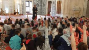 MEB eğitimi camilere taşıdı