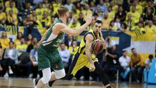 Fenerbahçe Beko 76 - 43 Zalgiris (THY Euroleague play-off)