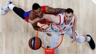 CSKA Moskova 94 - 68 Baskonia (THY Euroleague play-off)