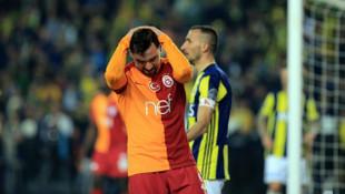 Sinan Gümüş Galatasaray taraftarından bir kez daha özür diledi