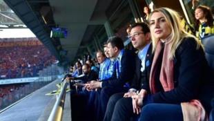 ''Ekrem İmamoğlu maça gelmesin'' telefonunu Süleyman Soylu açmış