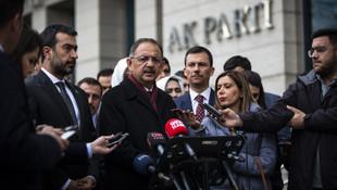 Mehmet Özhaseki'den ''zoraki evlilik'' açıklaması