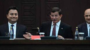 Davutoğlu ile Babacan'ın kuracağı yeni partinin adı belli oldu