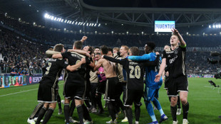 Hollanda basını Ajax'ı konuştu, Juventus hisseleri çakıldı!