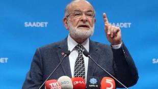 Karamollaoğlu: ''Cumhurbaşkanı'nın sözlerinin altına imzamı atıyorum''