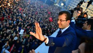 İstanbul'da Ekrem İmamoğlu coşkusu sokaklara sığmadı
