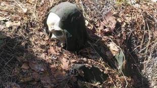 O genç 2 yıldır kayıptı; kemikleri bulundu !
