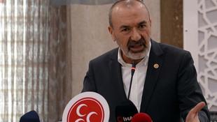 MHP'li Yıldırım'dan demokrasi hakkında şoke eden sözler