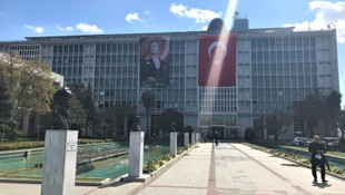 İBB merkez binasında ''Atatürk'' dönemi