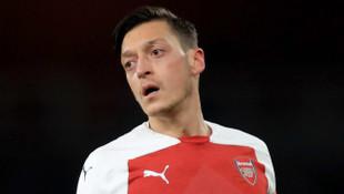 Unai Emery'den Mesut Özil'e övgü