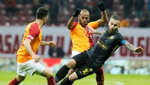 Galatasaray 0 - 0 Yeni Malatyaspor