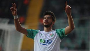 Bursaspor penaltı şanssızlığını kırdı