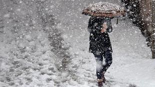Meteoroloji'den uyarı geldi ! Kar geliyor...