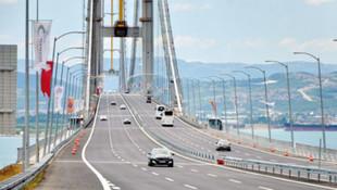 Köprüden geçmeyen araçlar için rekor ödeme !