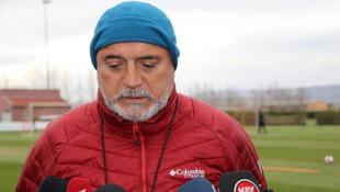 Hikmet Karaman: Önümüzdeki maçlara odaklanmamız lazım