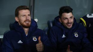 Fenerbahçe'de Serdar Aziz sahalardan 3 hafta uzak kalacak