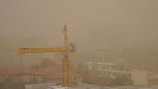 Meteoroloji'den İstanbul için toz taşınımı uyarısı