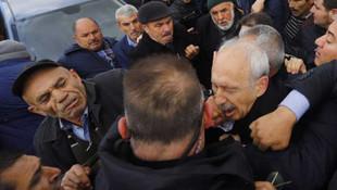 Kılıçdaroğlu saldırganlardan şikayetçi oldu
