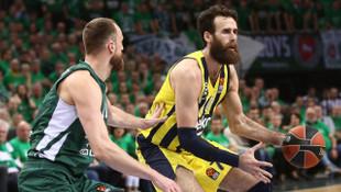 Zalgiris 57 - 66 Fenerbahçe Beko (THY Euroleague play-off)