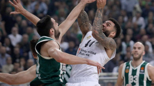 Real Madrid Panathinaikos'u 89-82 yendi ve Euroleague'de Final-Four'a yükseldi